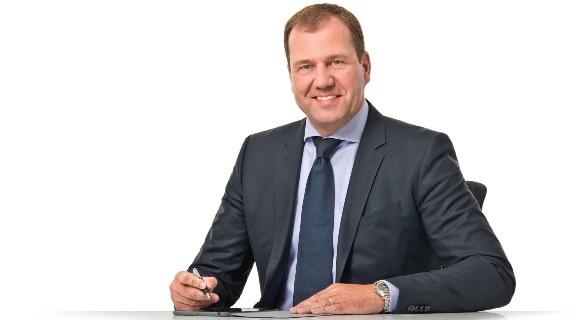 Ralf Michal, Inhaber und Geschäftsführer Bestattermeister (Funeralmaster)