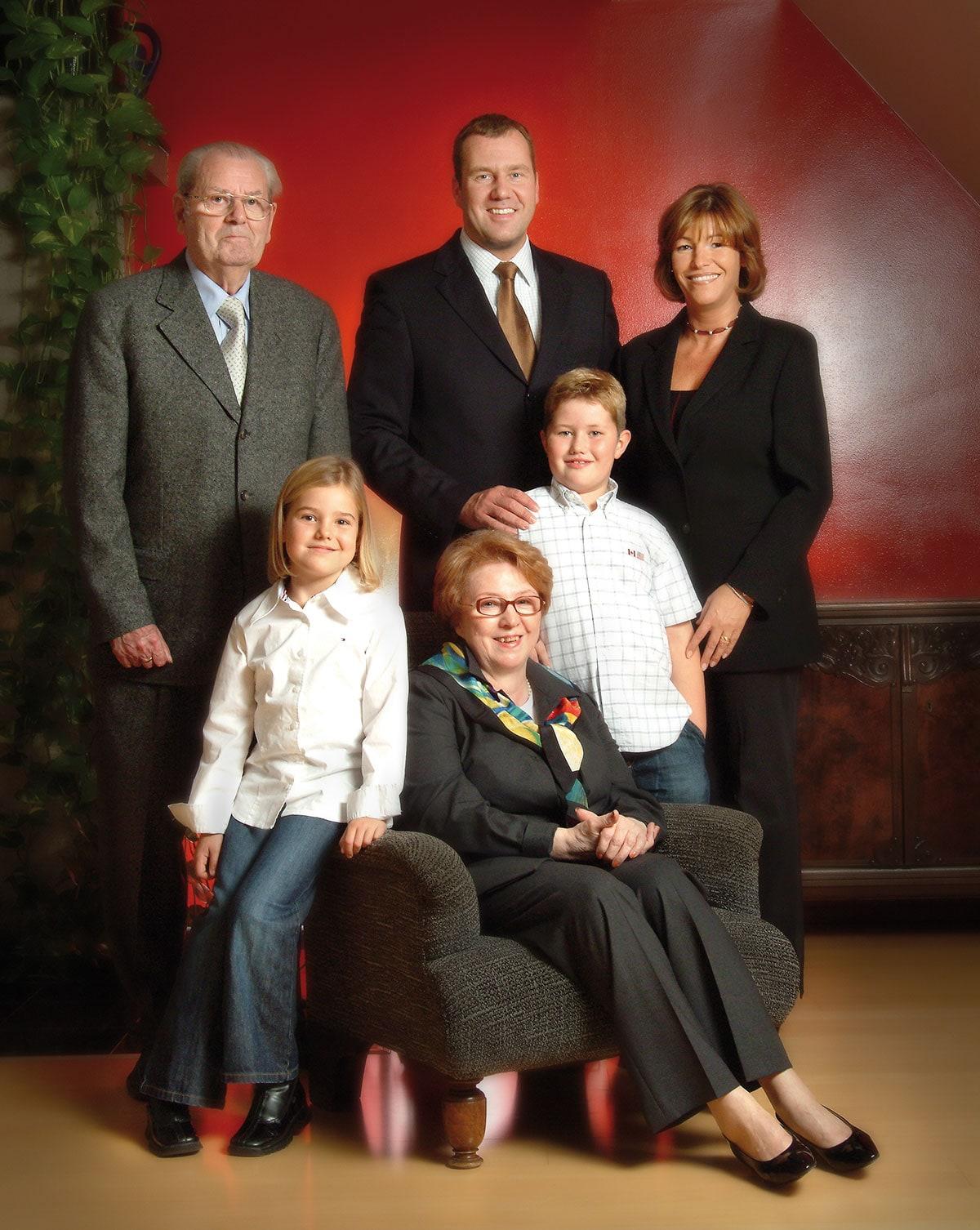 Familie Michal